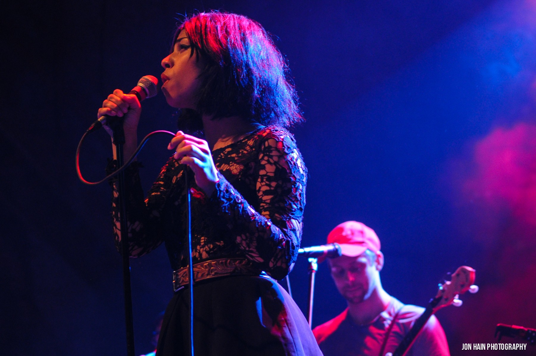 Monica Martin - Phox